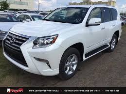 lexus used car montreal new white 2015 lexus gx 460 4wd standard equipment package review
