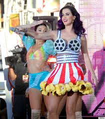 Katy Perry Costume Katy Perry U0027s Movie Premiere Look A New Take On An Old Bra Photos