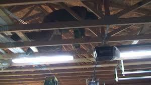 garage door sensor wire garage door opener wiring youtube