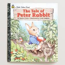 easter bunny books the tale of rabbit a golden book rabbit story