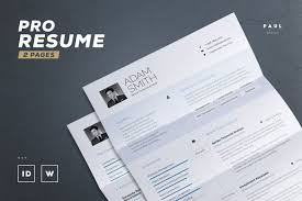 create resume templates create resume template on indesign the best cv resume templates 50