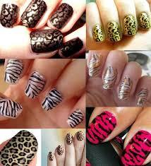 zebra pattern nail art animal print nail art designs website inspiration animal print nail