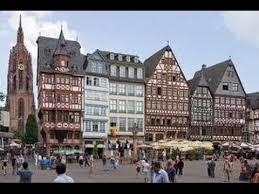 a tour of historic frankfurt germany