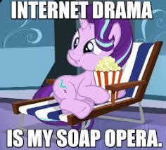 Internet Drama Meme - 1121646 alternate hairstyle caption cute drama filly image