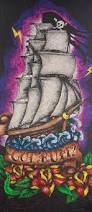 pirate ship wall painting by nevermore ink on deviantart pirate ship wall painting by nevermore ink