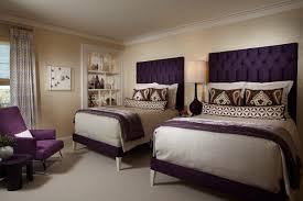style outstanding dark purple accent wall bedroom bedrooms