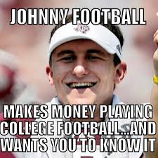 Johnny Football Meme - by frontpagetickets com