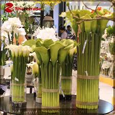 Tall Vases Bulk 2014 New Window Display Weeding Gorgeous Decoration Clear Tall