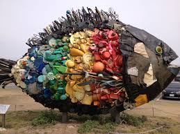 art made from rubbish google search recycled art pinterest