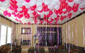 6 Lovely Balloon Decorations to Melt Your Spouse Special Occasions