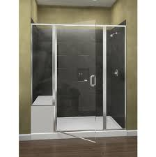 Shower Doors Basco Basco Shower Doors Bypass Central Kitchen Bath Showroom