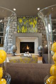 Yellow Fireplace by 38 Best Fireplace Mantel Images On Pinterest Fireplace Ideas