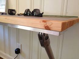 How To Build Wooden Shelf Supports by Building Wood Shelf Supports Woodworking Project And Shop