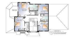plan etage 4 chambres plan maison 4 chambres etage 10 665px l200614153429 lzzy co