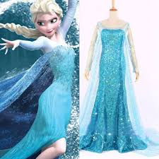 elsa costume elsa dress snow princess elsa costume size