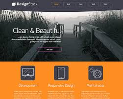 homepage designen 100 best free psd website templates of 2014 noupe