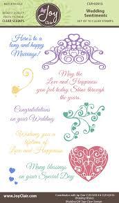 Wedding Sentiments Wedding Sentiments Clear Stamps Wedding Pinterest Clear