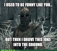 Funny Skyrim Memes - funny skyrim meme skyrim pinterest skyrim funny jokes and