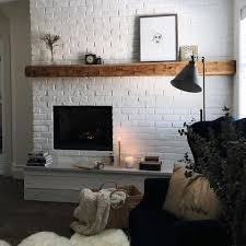 Mounting Tv Over Brick Fireplace by Best 25 Fireplace Feature Wall Ideas On Pinterest Living Room