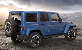 jeep moab edition special jeep wranglers now in sa iol motoring