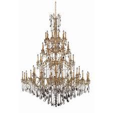 Elegant Crystal Chandelier Buy Rosalia 4 Light Crystal Chandelier Size 18