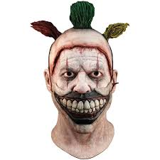 american horror story twisty the clown mask halloween