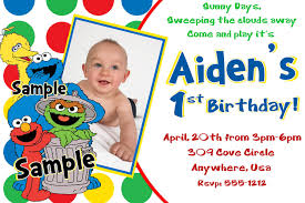 Invitation Card For 1st Birthday Elmo 1st Birthday Invitations U2013 Gangcraft Net