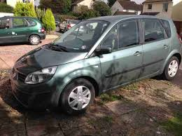 Renault Scenic 2005 Interior Renault 2005 Scenic Expression 16v Green Car For Sale