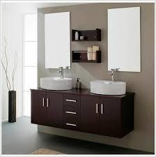 Bathroom Cabinets  Corner Bathroom Sink Cabinet Wall Hung - Corner bathroom sink and cabinet