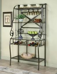 Contemporary Bakers Rack Luxury Contemporary Design Bakers Racks Furniture Furniture