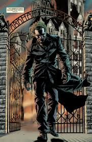 lee bermejo and brian azzarello u0027s joker graphic novel archive