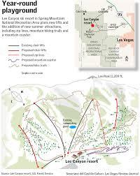 Las Vegas Motor Speedway Map by Lee Canyon Ski Resort Plans Upgrades For Winter Summer U2013 Las