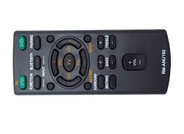 sony home theater system ht ct260h amazon com vinabty new rm anu192 remote replaced for sony sound