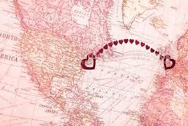 imagenes de un amor a larga distancia relación de larga distancia de nueva york londres reino unido