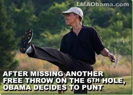 Golf Memes - 20 hilarious obama golf pics in honor of obama s 200th golf game
