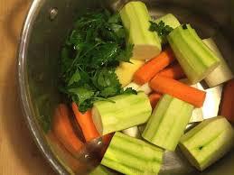 la cuisine de bebe recettes de soupe de légumes de la cuisine de bébé loup