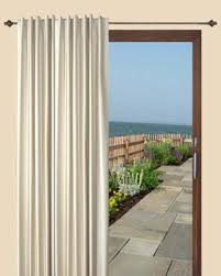 Pinch Pleat Patio Door Drapes by Patio Panels Curtainshop Com