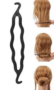 hair bun clip buy fok braid ponytail hair bun maker juda maker hair styling