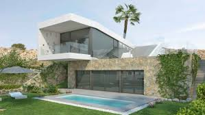 modern villa ref 5035 stunning modern villas on la finca golf resort prohome