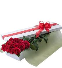 boxed roses classic dozen roses boxed carithers flowers voted best