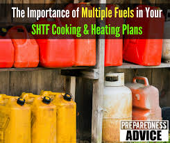 Fuels Backyard Get Together The Importance Of Multiple Fuels In Your Shtf Cooking Plans
