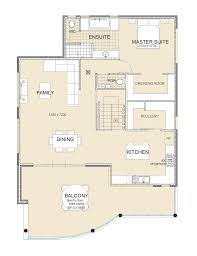 two storey swanbourne 2 storey homes perth wa