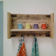 étagère cuisine à poser étagère en palette 19 idées originales à copier