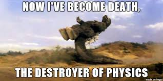 Godzilla Meme - godzilla physics what is it a new city i should destroy meme