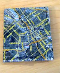 Map Book Pocket Sized Map Book 8 Steps With Pictures