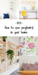 diy to try pegboard ohoh blog