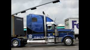 freightliner freightliner classic xl with loud train horn mavi trucking