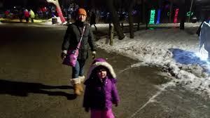brookfield zoo winter lights brookfield zoo lights 2016 5 youtube