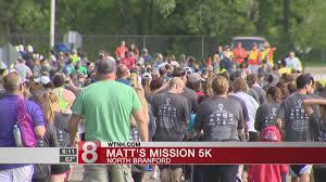 matt u0027s mission 5k benefits north branford community wtnh