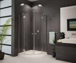 shower imposing steam shower corner jacuzzi whirlpool bath